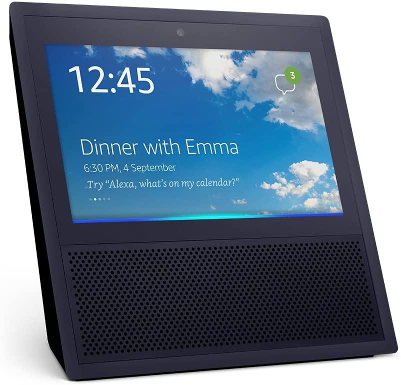 Amazon Echo Show (Amazon Certified Refurbished) - Black/White £59.99 @ Amazon