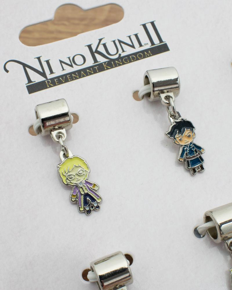 Official Ni No Kuni II Bracelet Charms - £2.99 Delivered - Geekstore