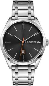 Lacoste Men's Silver Stainless Steel Bracelet Watch £52.99 free click and collect at Argos