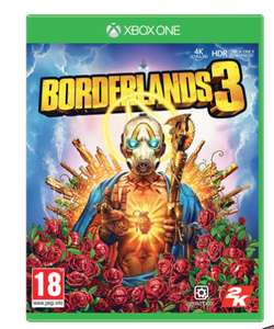 Borderlands 3 PS4 and XB1 £12.99 @ Game in-store & online