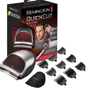 Remington Rechargeable Quick Cut Cordless Clipper (HC4250) + Travel Case - £27.99 Delivered @ My Memory