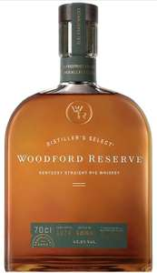 Woodford Reserve Rye Whiskey £30.99 @ Amazon