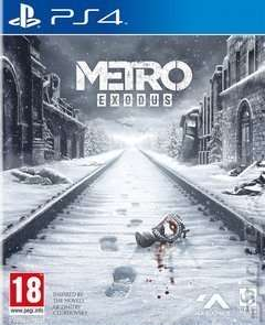 Metro Exodus (PS4) Used - £9.80 with code @ Musicmagpie