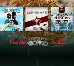 Humble Totally Tropico Bundle - From 76p - Humble Store