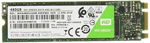 Western Digital Green 480GB M.2-2280 SATA III SSD - £42.48 at Amazon