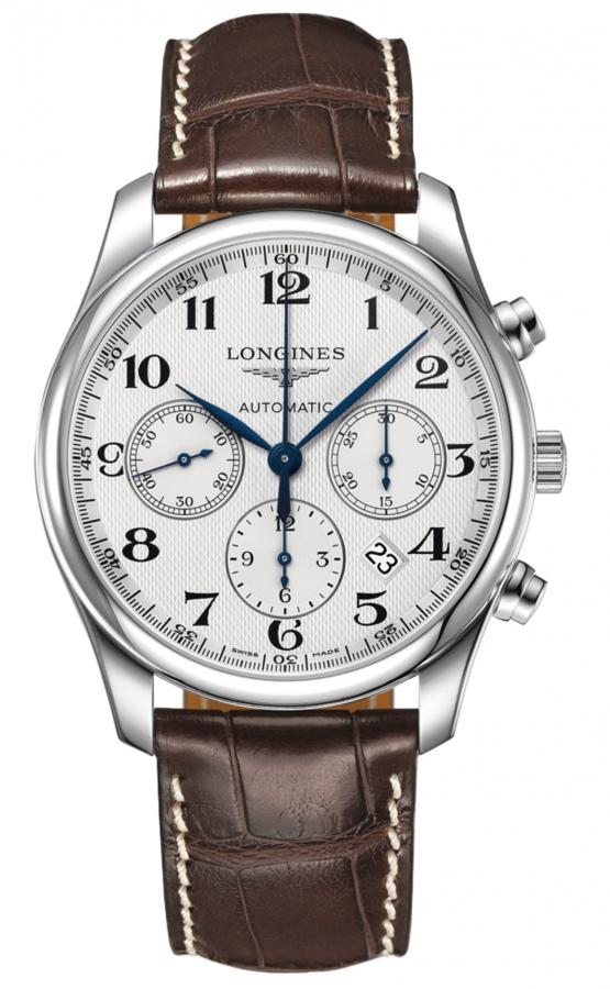 Longines Master Chronograph 40mm Watch - £1,340 @ Banks Lyon