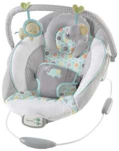 Ingenuity Cradling Bouncer, Morrison with Toys & Melodies - £39.99 (Free Click & Collect) @ Argos