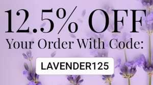 Save 12.5% at Gorgeous Shop, no minimum spend, free delivery over £20