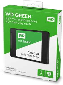 WD Green 1 TB Internal SSD 2.5 Inch SATA for £79.98 delivered @ Amazon