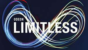 ODEON LIMITLESS £15.99 a month for 12 months (excludes Central London cinemas) + 10% off selected in-cinema food and drink