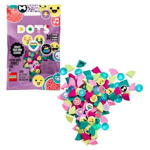 Lego Dots on offer for 3 for 2 mix and match between sets at Tesco - from £4 each