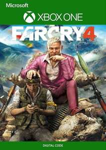 Far Cry 4 [Xbox One US] £5.49 @ CDKeys