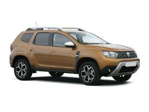 Dacia Duster 1.0 TCe Essential 48 Month Lease - £54.85 p/month + 3 month upfront + £216 fees = £2958.50 total @ Leasecar