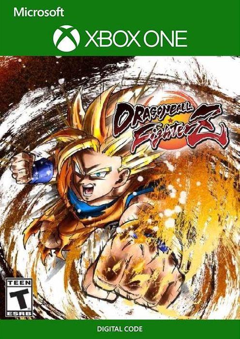 Dragon Ball FighterZ - Xbox One digital - £7.99 at CDKeys