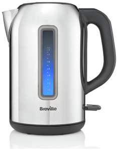 Breville Illuminated Jug Kettle - Stainless Steel - £19.99 + free Click and Collect @ Argos