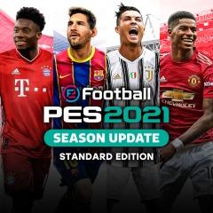 eFootball PES 2021 Season Update [PS4] Pre-Order - £13.77 @ PlayStation PSN Turkey