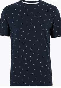 Bike Print T-Shirt - £5 @ Marks & Spencer (Free Click and collect)