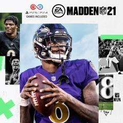 Madden NFL 21 [Xbox One / PS4 / PC] Free Play Days 10th to 13th September
