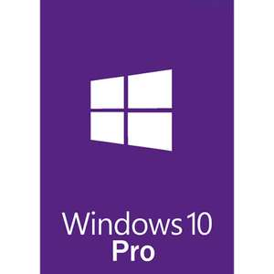 Windows 10 Professional includes a 1-PC retail licence, digital download - £39.99 @ComputerActive