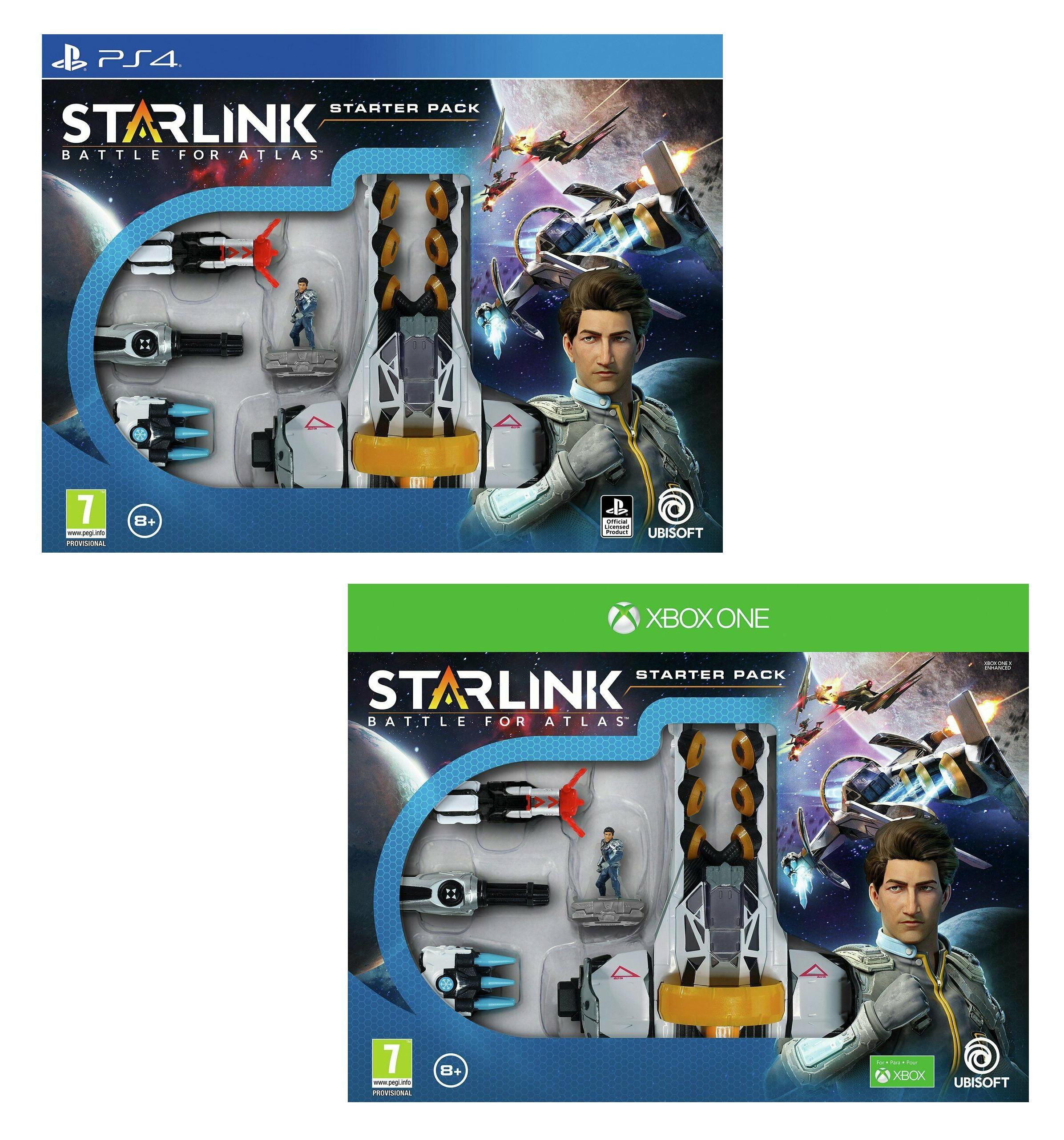 Starlink: Battle for Atlas (PS4 / Xbox One) - £5.99 delivered @ Argos / eBay