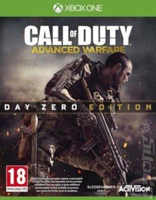 Call of Duty: Advanced Warfare: Day Zero Edition Xbox One Used - £3.50 @ Music Magpie