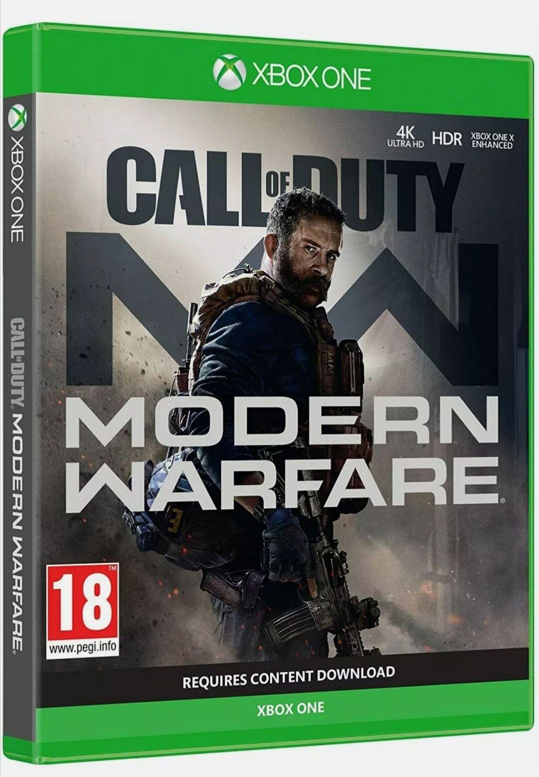 Call of Duty Modern Warfare Xbox One Used like new - £26.99 @ stockmustgo / ebay