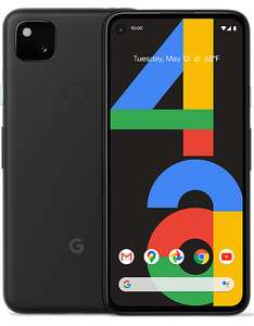 "Pre Order - Google Pixel 4a Smartphone 6GB RAM 5.81"" 128GB Just Black (7% Topcashback) & More Perks £349 (Pre-order) @ Carphone Warehouse"