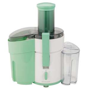 Silvercrest Juicer 450W - juice container 1L, pulp container 2.5L £29.99 at Lidl