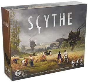 Scythe Board Game £40 and other games 20% off at Squizzas