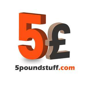 5% Off Orders At 5poundstuff
