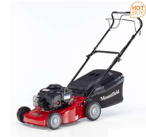 """Mountfield SP454 125cc 17"""" Self-Propelled Petrol Lawnmower £179.89 delivered @ Costco"""