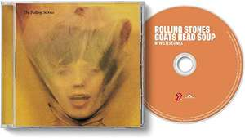 Rolling Stones - Goats Head Soup CD £5.99 (Prime) / £8.98 (non Prime) at Amazon