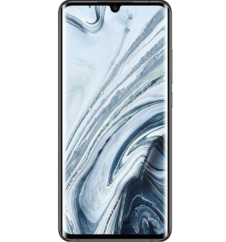Xiaomi Mi Note 10 128GB Dual SIM (Unlocked for all UK networks) - Midnight Black £375 at Wowcamera