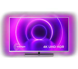 """Philips 70PUS9005/12 70"""" Smart 4K Ultra HD HDR LED TV with Google Assistant 4-sided Ambilight HDR Dolby Vision Andriod LED TV £849 @ Currys"""