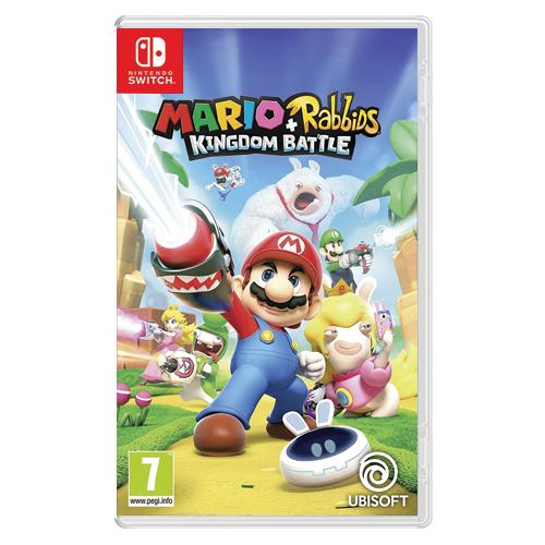 Mario + Rabbids Kingdom Battle (Nintendo Switch) for £9.99 delivered @ Monster-Shop