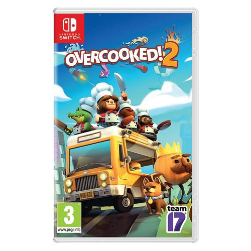 [Nintendo Switch] Overcooked! 2 £11.99 | The Book Of Unwritten Tales 2 £9.99 | Monopoly £9.99 | Mario Kart 8 Deluxe £34.99 @ Monster-Shop