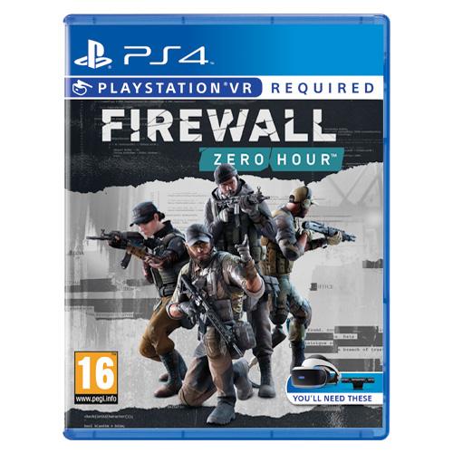Firewall Zero Hour PSVR - £6.99 delivered @ Monster Shop