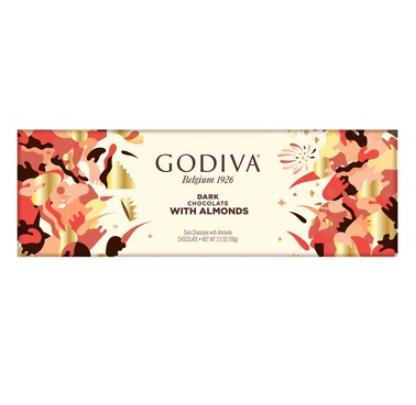 Godiva Dark chocolate with almonds tablet 300g £1.50 @ B&M Castle Vale, Birmingham