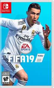 Fifa 19 Nintendo Switch for 50p instore @ Asda - Wisbech, Cambs