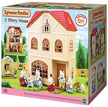 Sylvanian Families 3 Storey Dolls House £25 instore @ Asda (Brotherhood Retail Park, Peterborough)