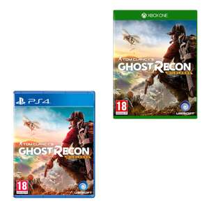 Tom Clancy's Ghost Recon: Wildlands [Xbox One Game / PS4 Game] - £9.99 delivered @ Monster Shop