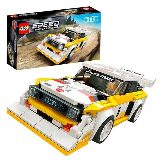 Lego Speed Champions 1984 Audi Sport Quattro S1 76897 £12 @ Tesco