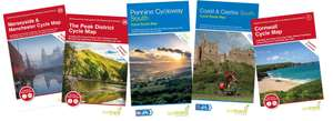 3 for 2 on Sustrans national cycle route maps