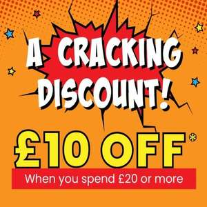 Buyagift £10 off a £20 spend