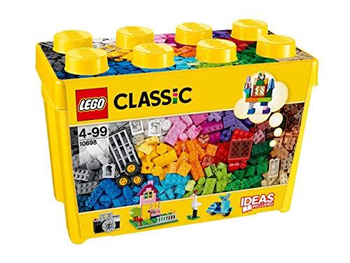LEGO Classic 10698 Large Creative Brick Box - £29.99 delivered at Amazon