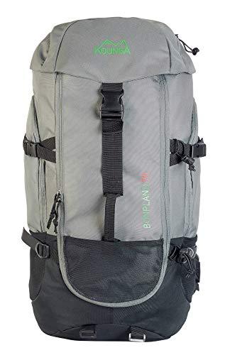 Kounga Unisex's Hiking Bonpland Backpack, 70L - £11.93 at Amazon / +£4.49 non prime