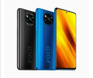 Xiaomi Poco X3 NFC 64GB 5170mAh Snapdragon 732g Smartphone - £193.50 / £186 In Euros Fee Free Card @ Amazon France