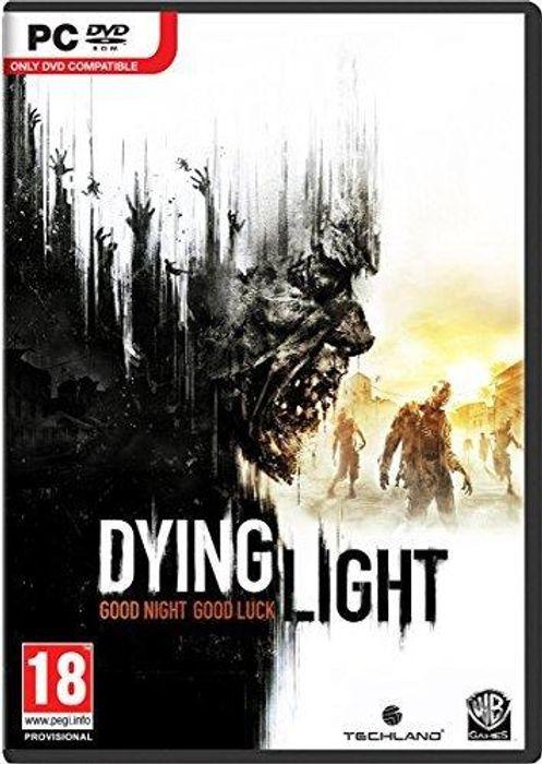 DYING LIGHT PC £5.99 at CDKeys