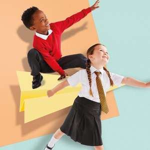 Great Deals On Back to School Uniform - 2x polo shirts - £1.75 , Sweatshirt 50p, Skirt or trousers £1.75 @ Aldi - delivery £2.75