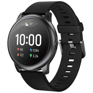 Xiaomi Haylou Solar Smart Watch Fitness Tracker - £27.99 Delivered @ MyMemory